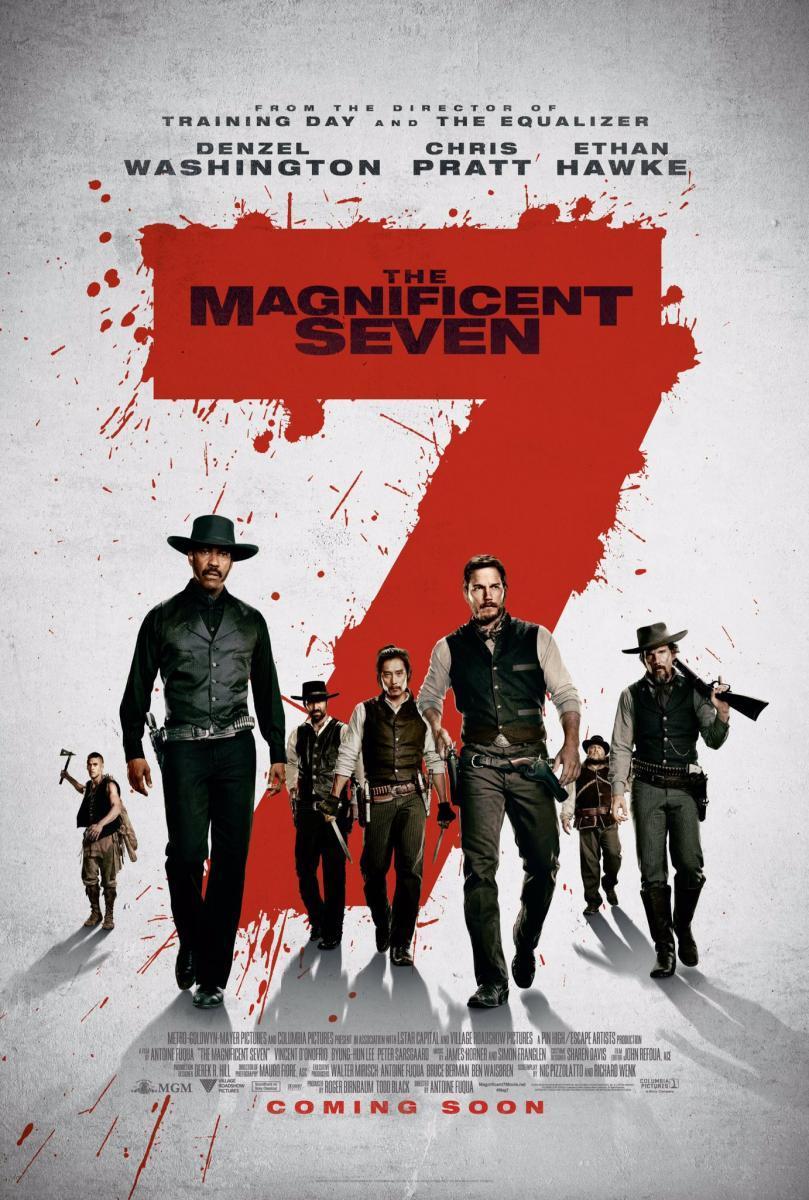 Los 7 magnificos