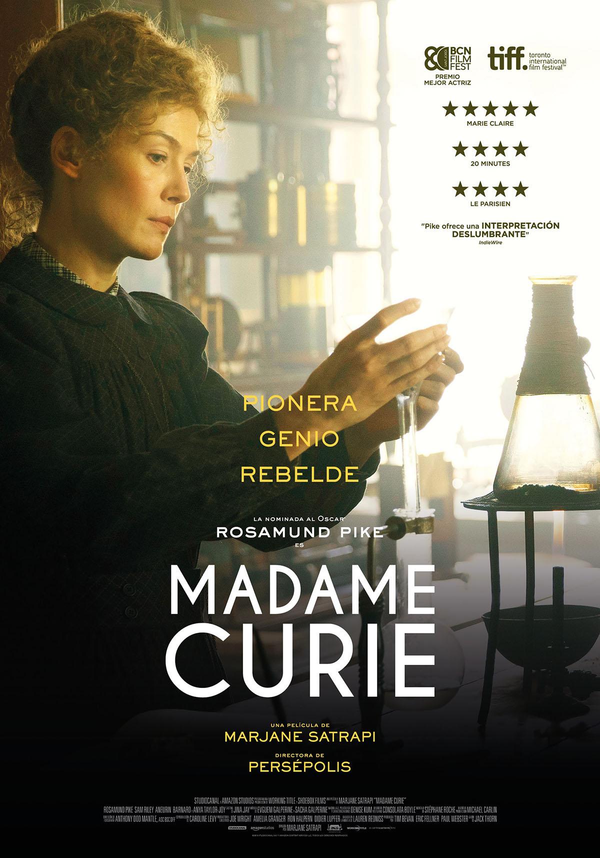 'Madame Curie'