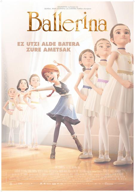 Tinko: Ballerina