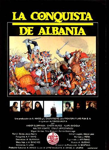 Udako zinea: Albaniaren konkista