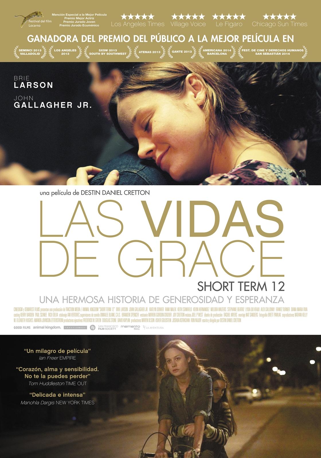 Udako zinea: Las vidas de Grace (Plaza Nagusian)